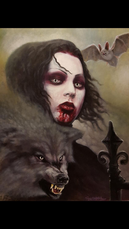 Mistress Artwork by Toby Gehrlich