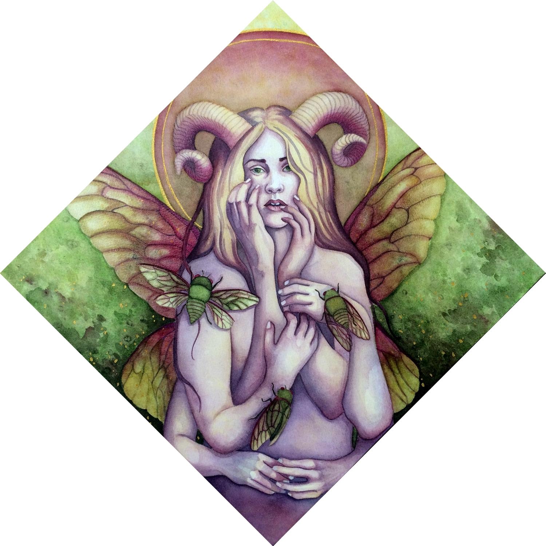 Resurrection Artwork by Ashley Wittling