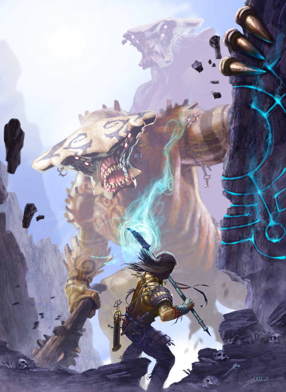 Guardians Remix Artwork by Gary Freeman