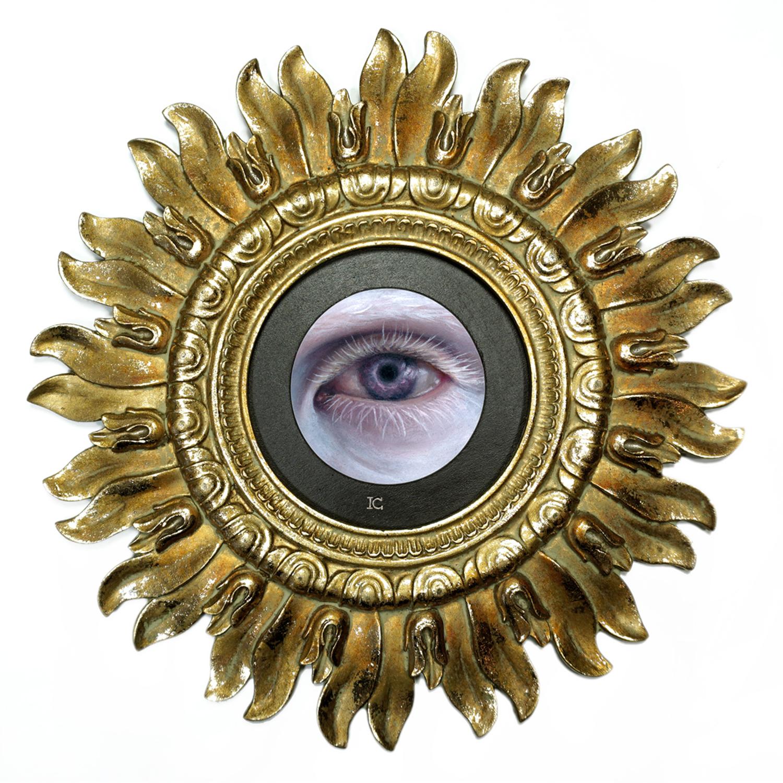 Lovers eye Artwork by iris compiet
