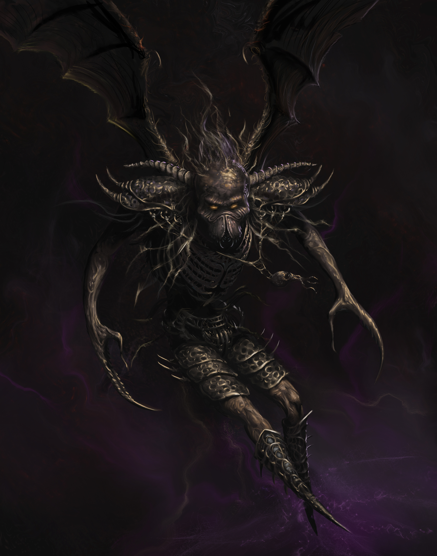The Skulrall Artwork by John Dotegowski