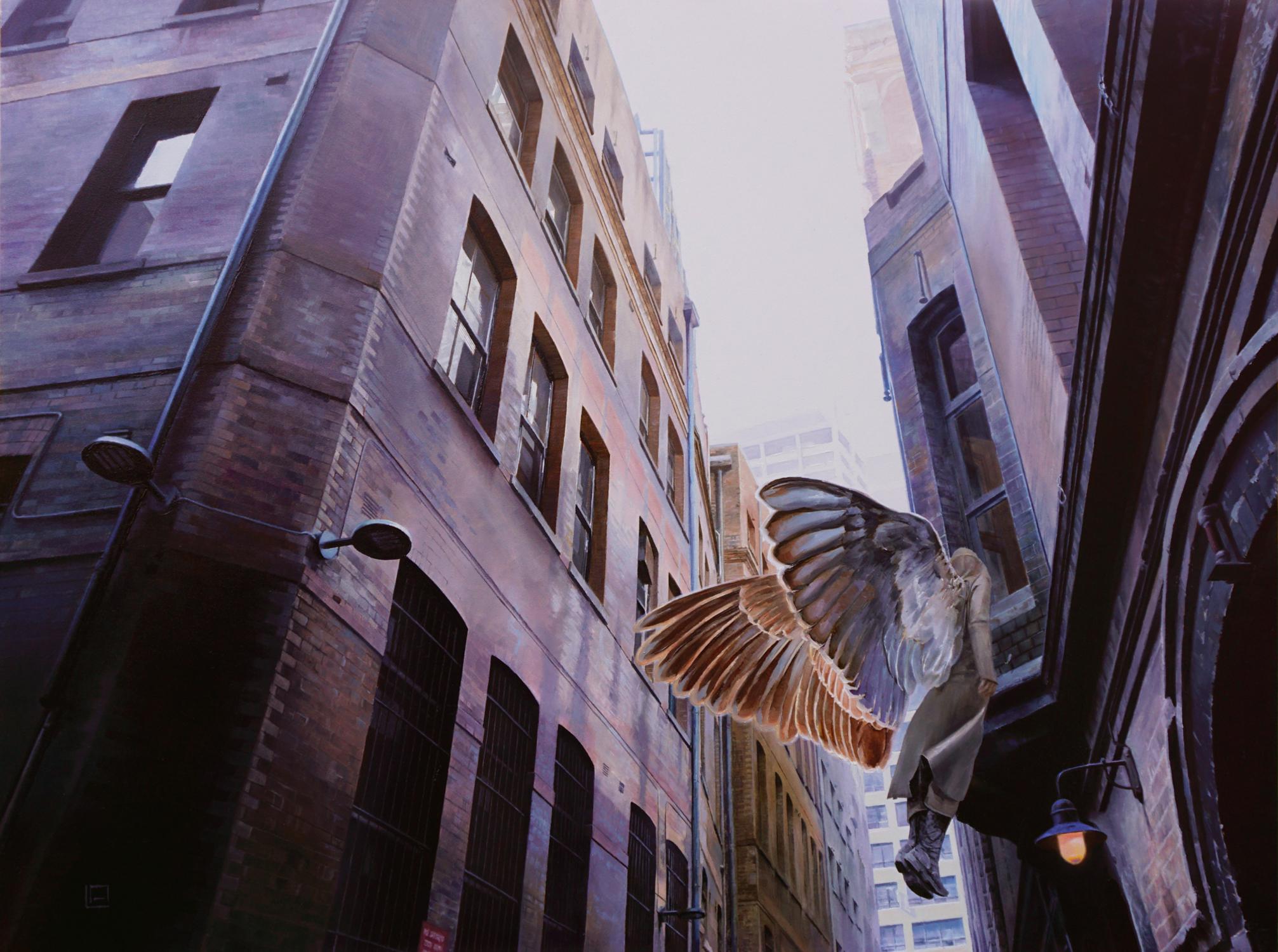 Longing Artwork by Linda Adair