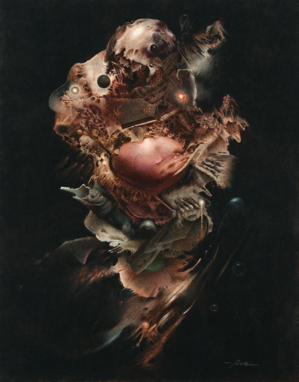 Dream Eater Artwork by Vince Natale