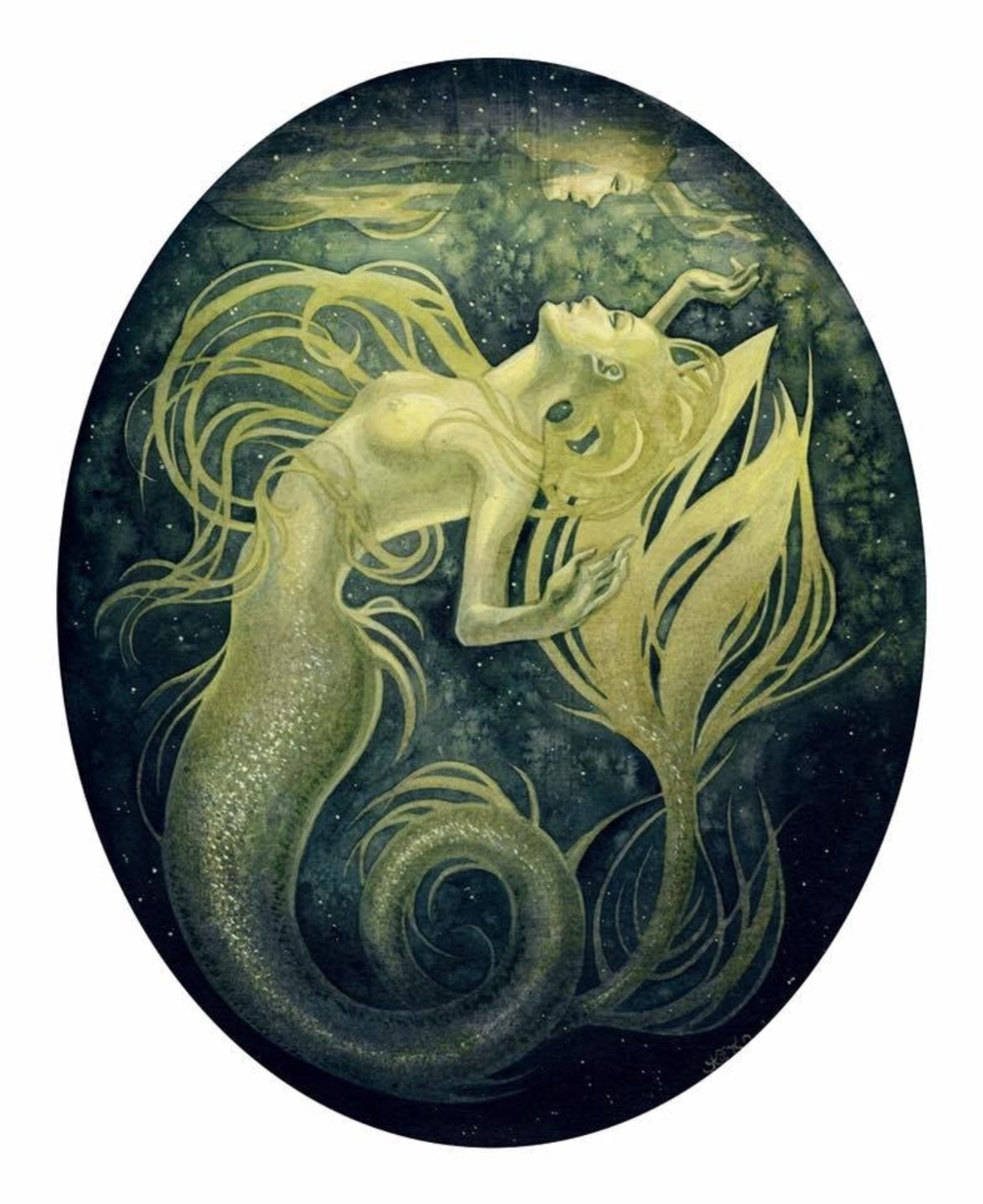 Incipient Artwork by Kelly McKernan