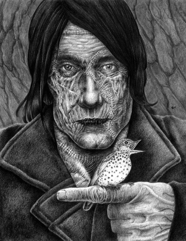 Nameless Artwork by Robert Elrod