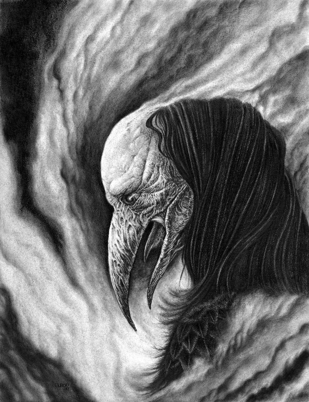 Nekhbet Artwork by Robert Elrod