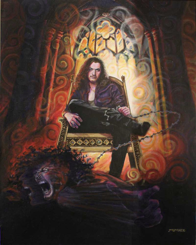Arsonist's Lullabye Artwork by M. C. Matz