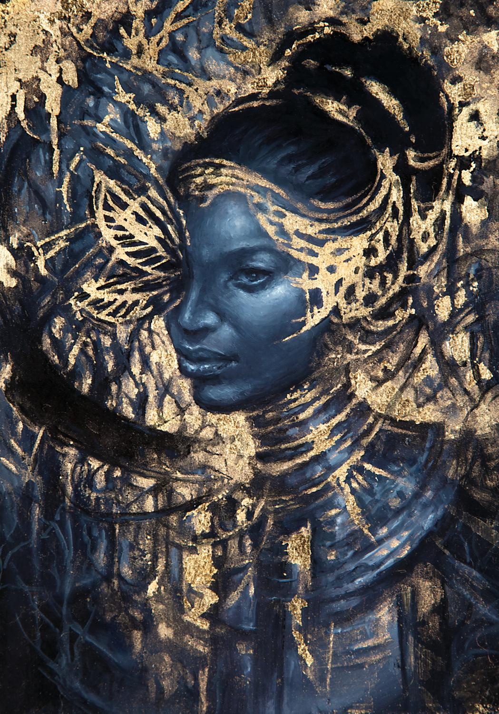 Nyx Artwork by Kristina Carroll