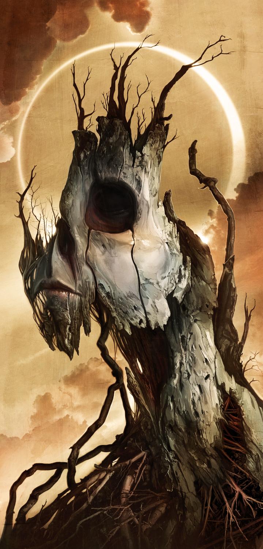 Wicker Man Artwork by David Seidman