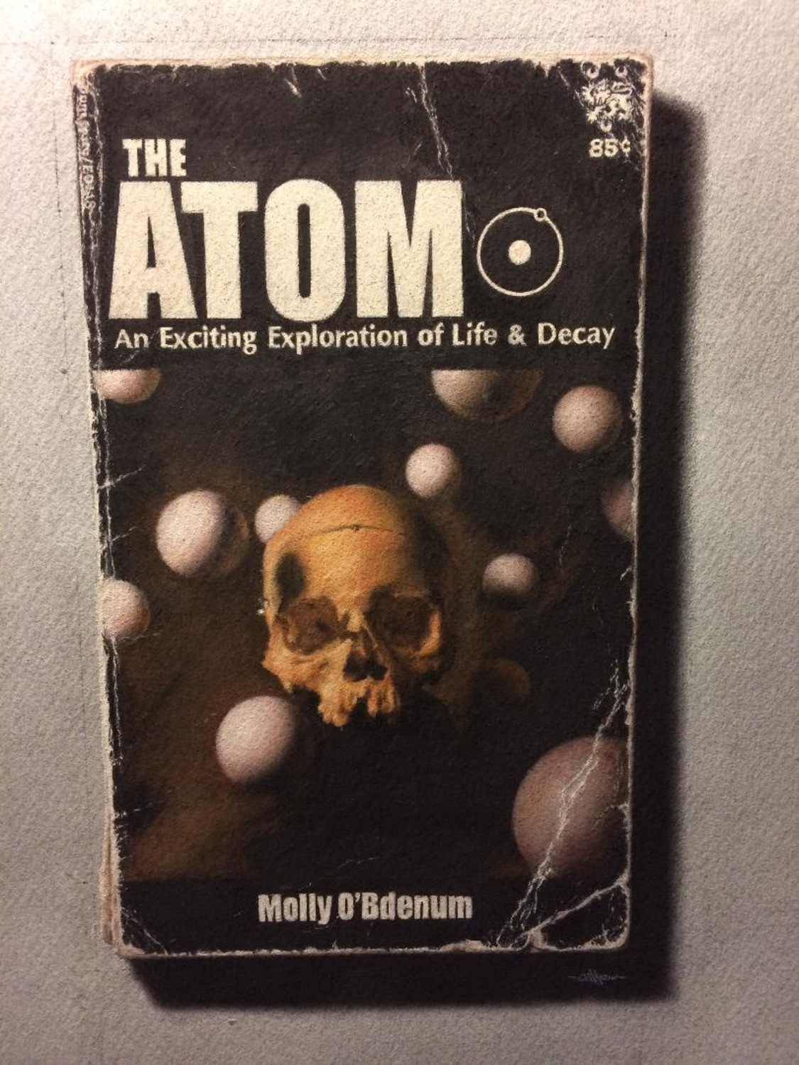 THE ATOM Artwork by Joseph Dillon