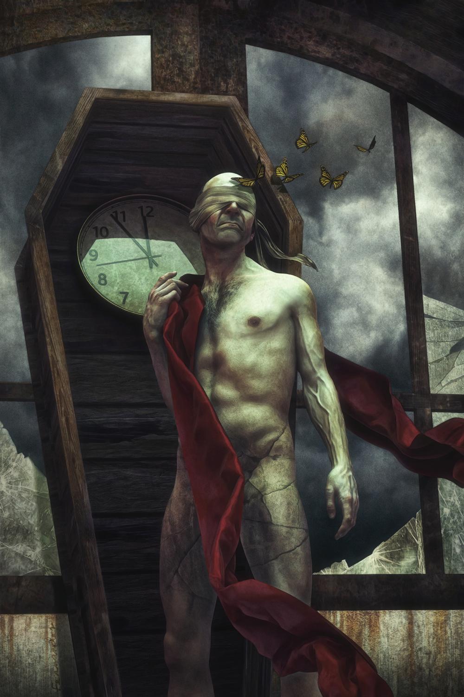 The Sum of All Fears Artwork by Antonio Fernandez