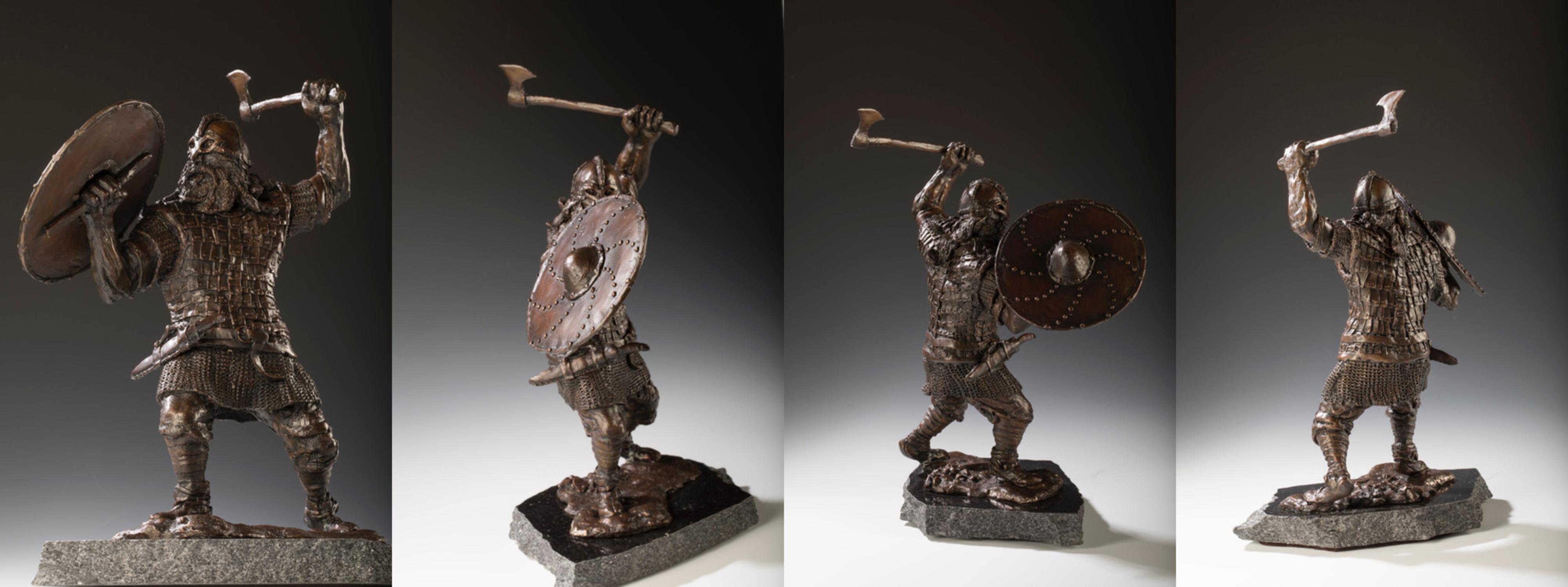 The Saxon Artwork by james herrmann