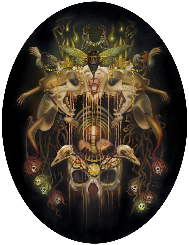 Portal Artwork by Kelley Hensing