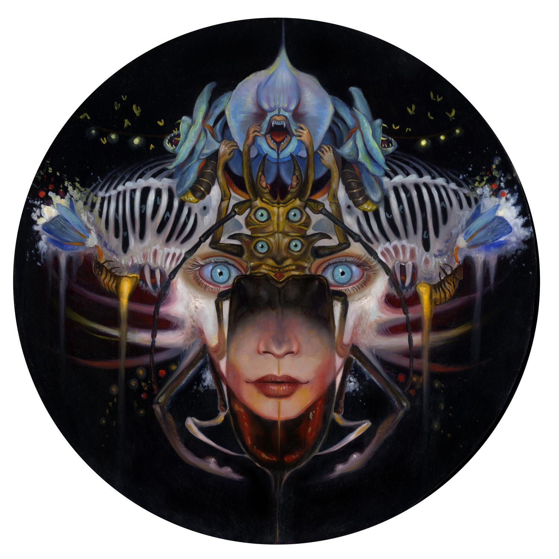 Obscura Artwork by Kelley Hensing