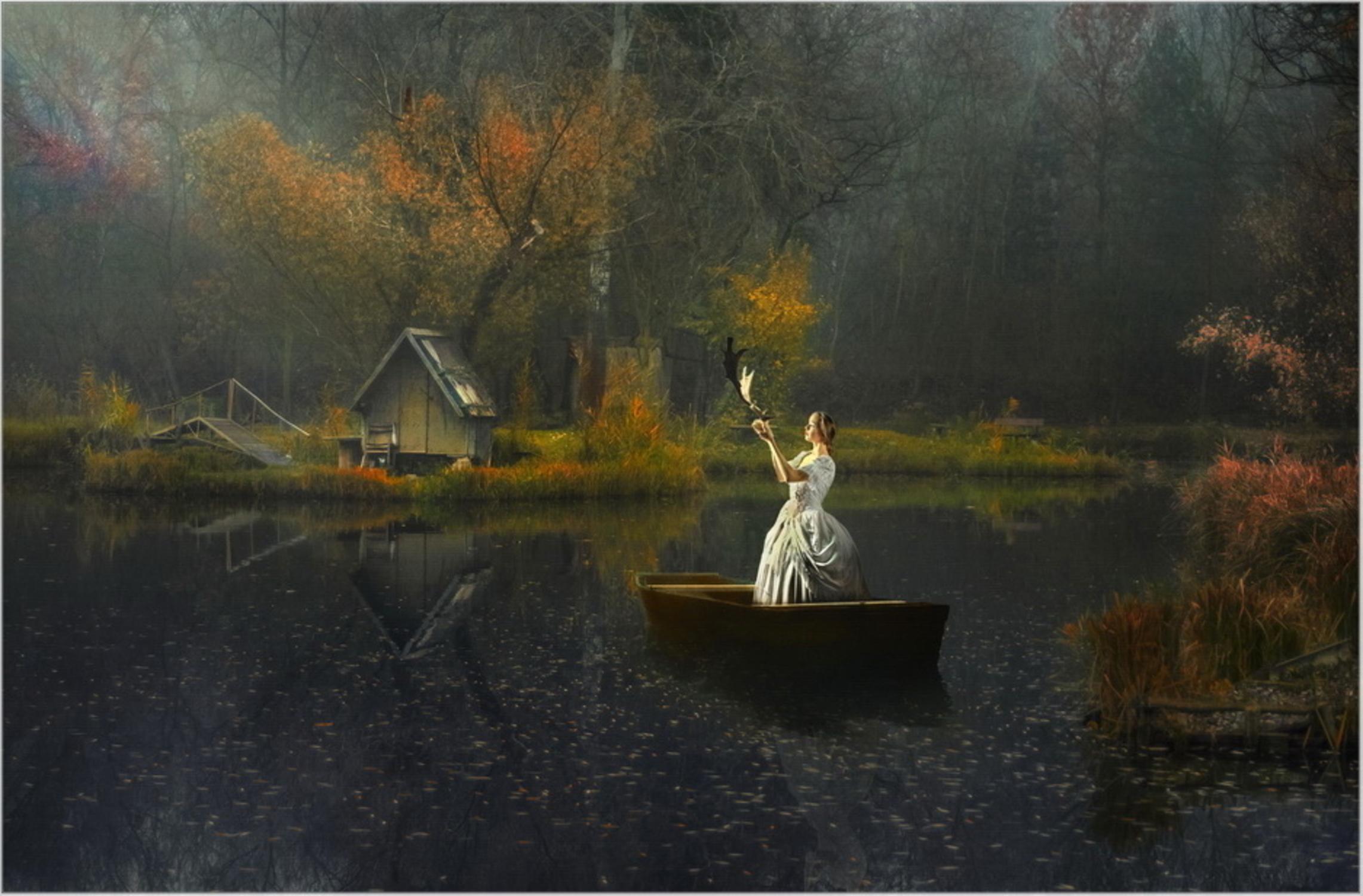 The Calling Artwork by Gabor Dvornik