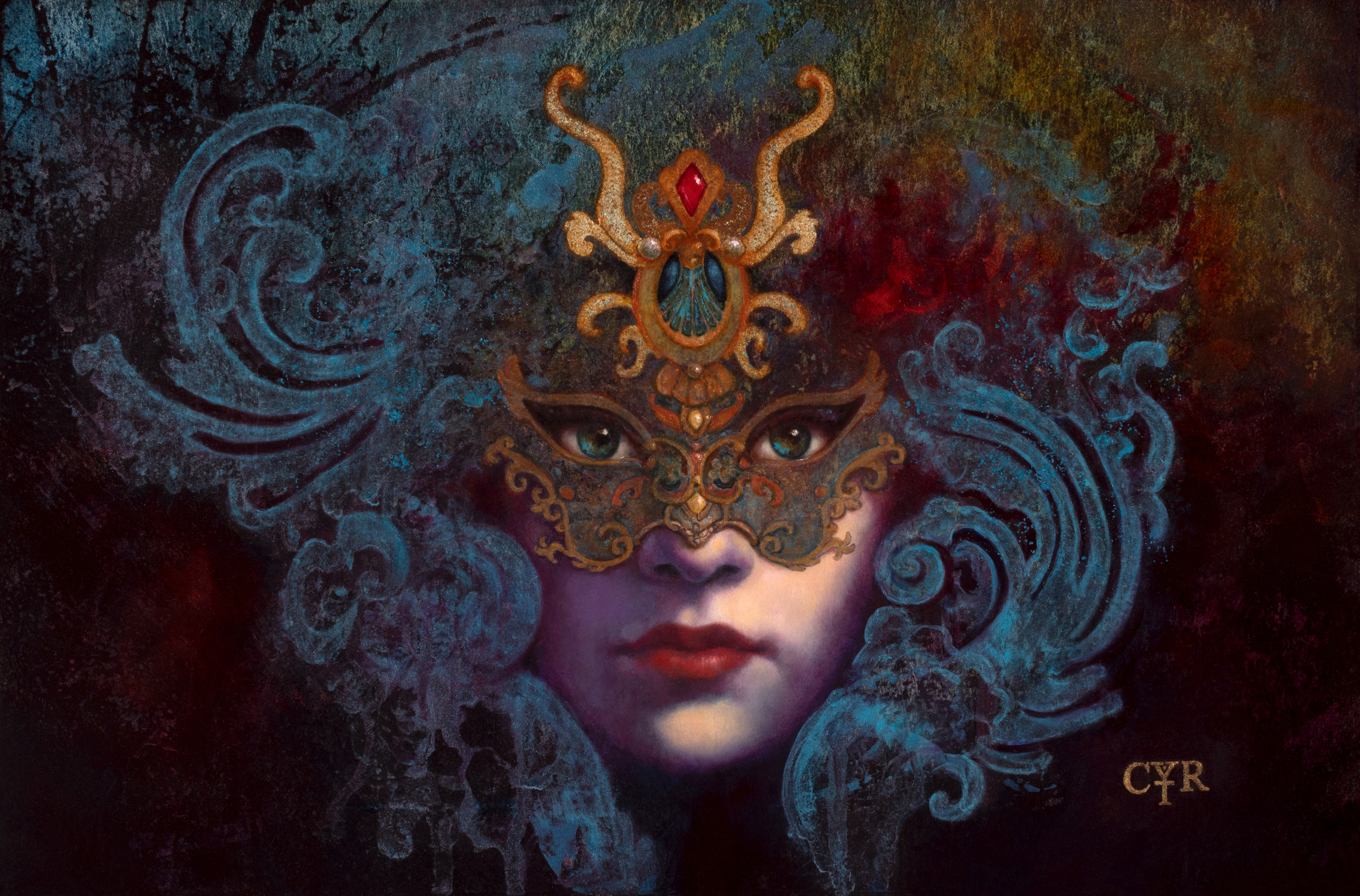 Transformation Artwork by Lisa L. Cyr