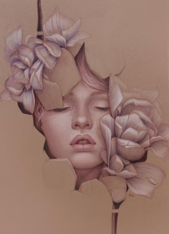 Perseverance Artwork by Jennifer Healy