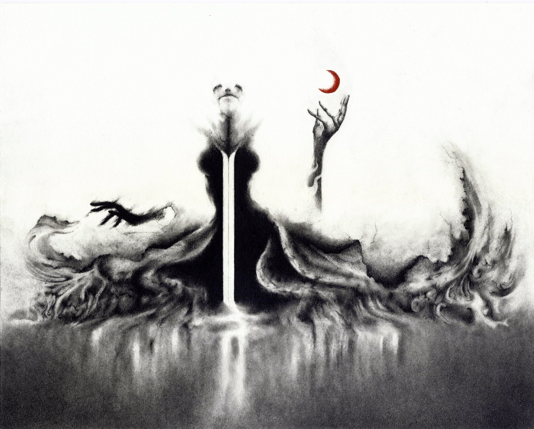 The Dreamless Artwork by Misael Urquico