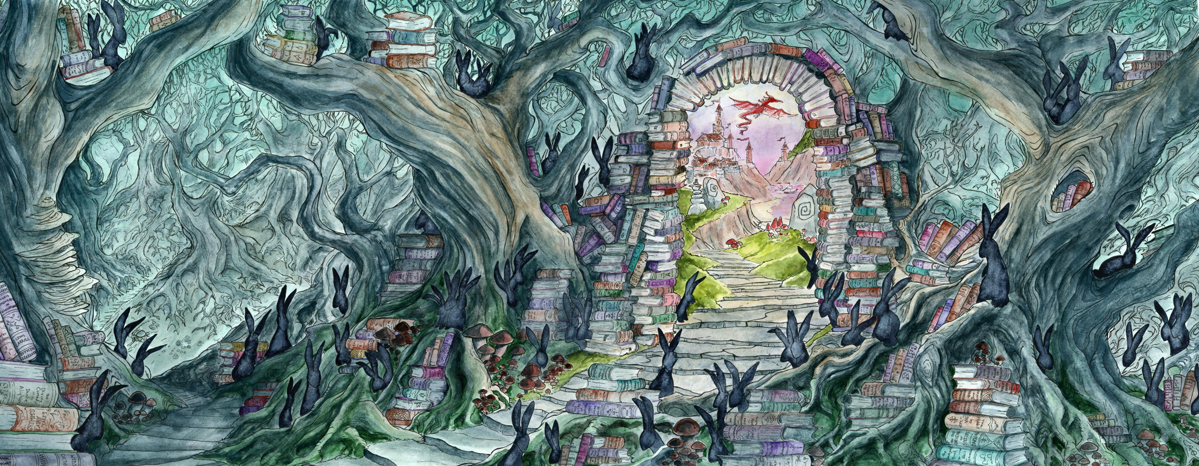 Portal Artwork by Rachel Quinlan