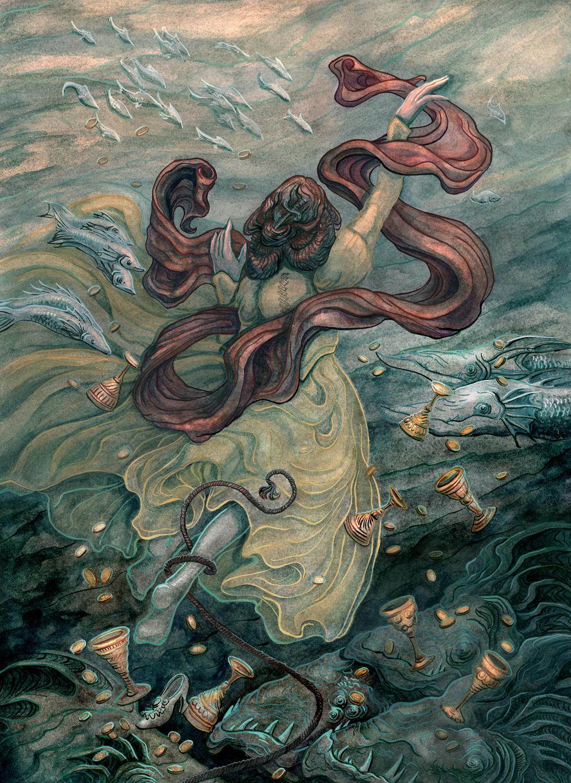 Ascend Artwork by Rachel Quinlan
