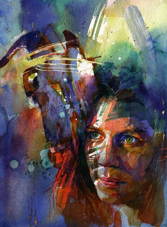 Subconscious I Artwork by Joanna Barnum
