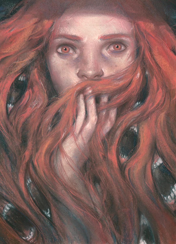 Lies Artwork by Ashly Lovett