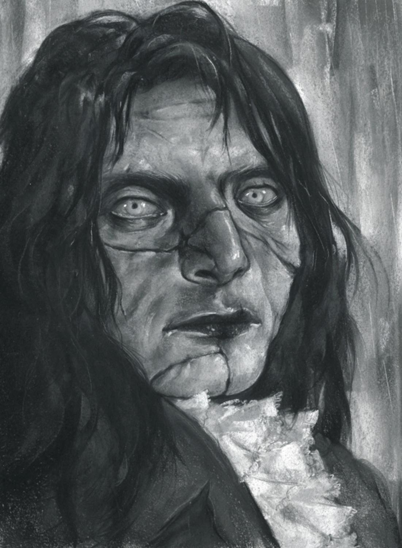 The Wretch  Artwork by Ashly Lovett