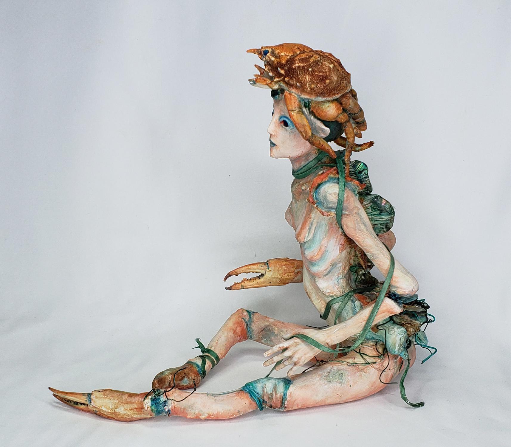 Sea Dancer Artwork by Lisa Sprite Hansen