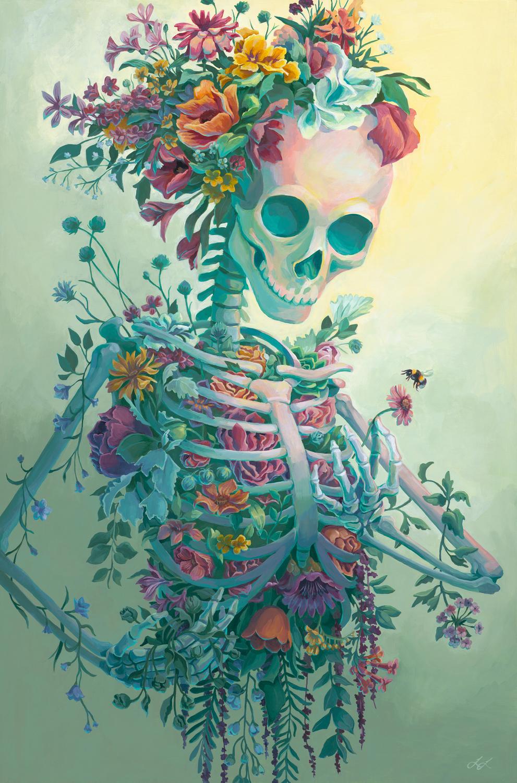 Life Artwork by Lisa LaRose
