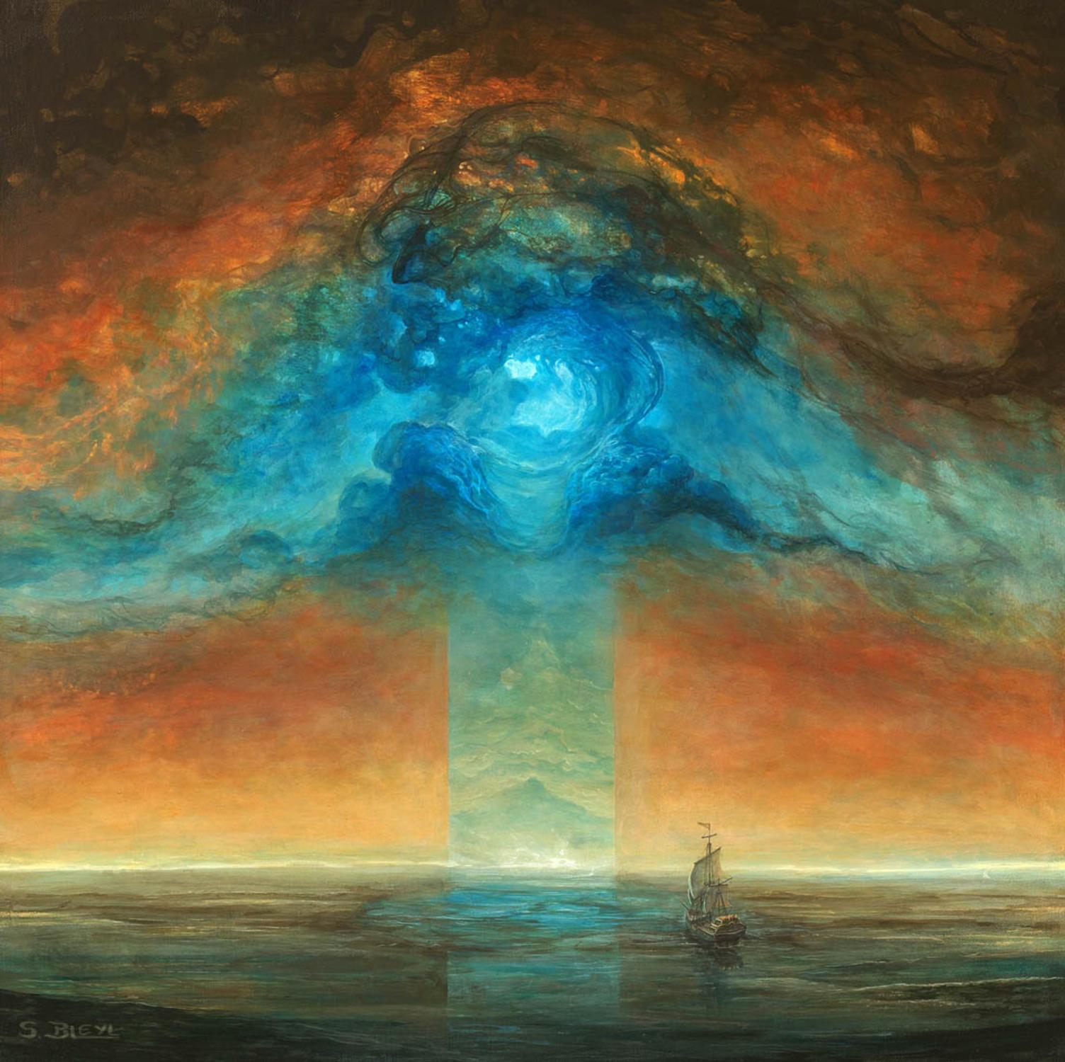 Back to the deep lands IV Artwork by Stefan Bleyl