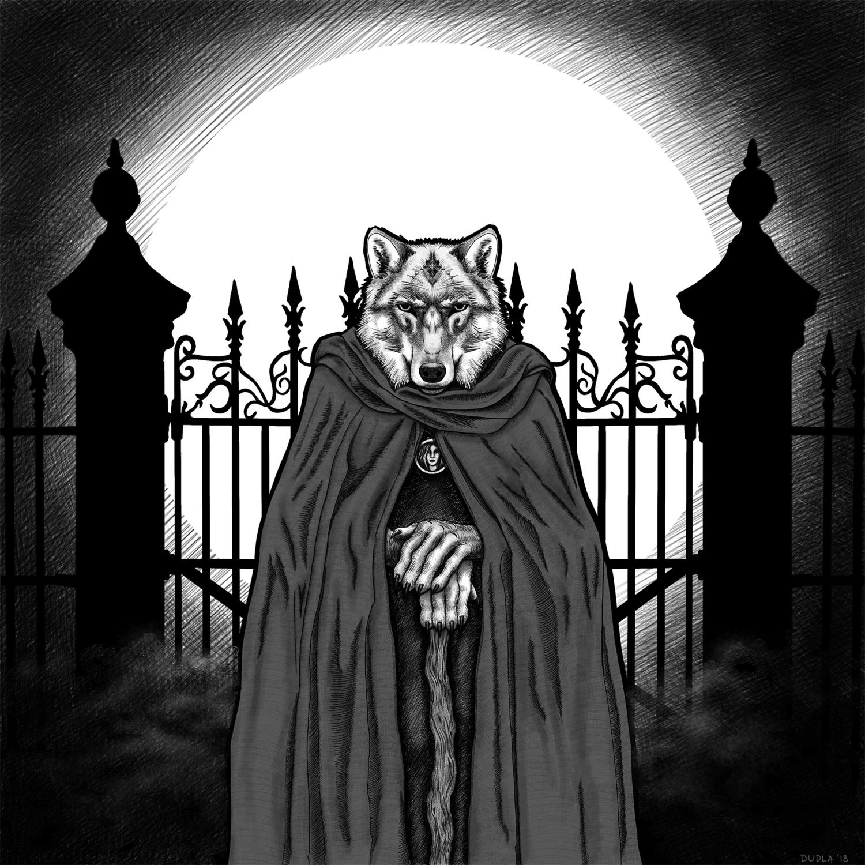 Darkness Artwork by Will Dudla