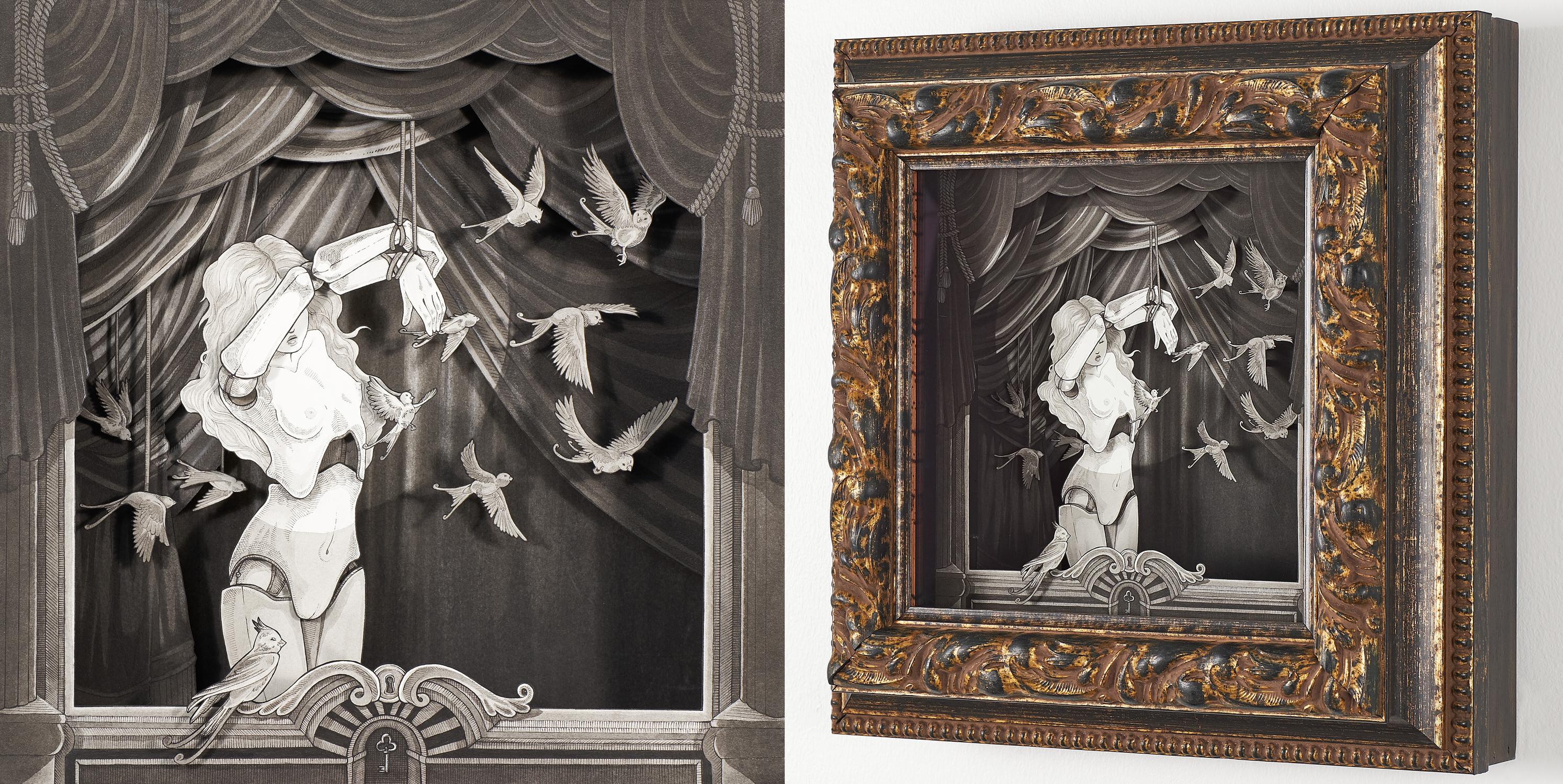 Balance Artwork by Daria Aksenova
