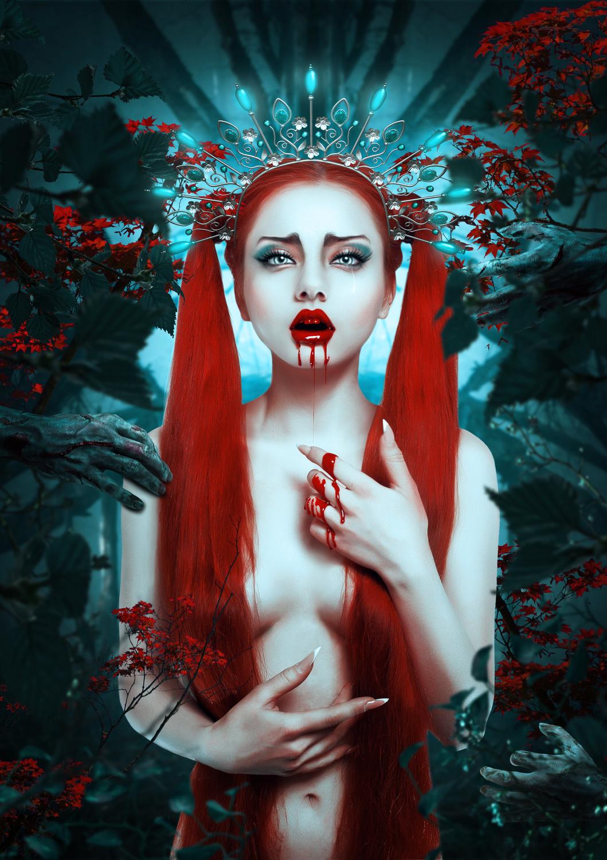 Speak No Evil Artwork by Andreea Grigore