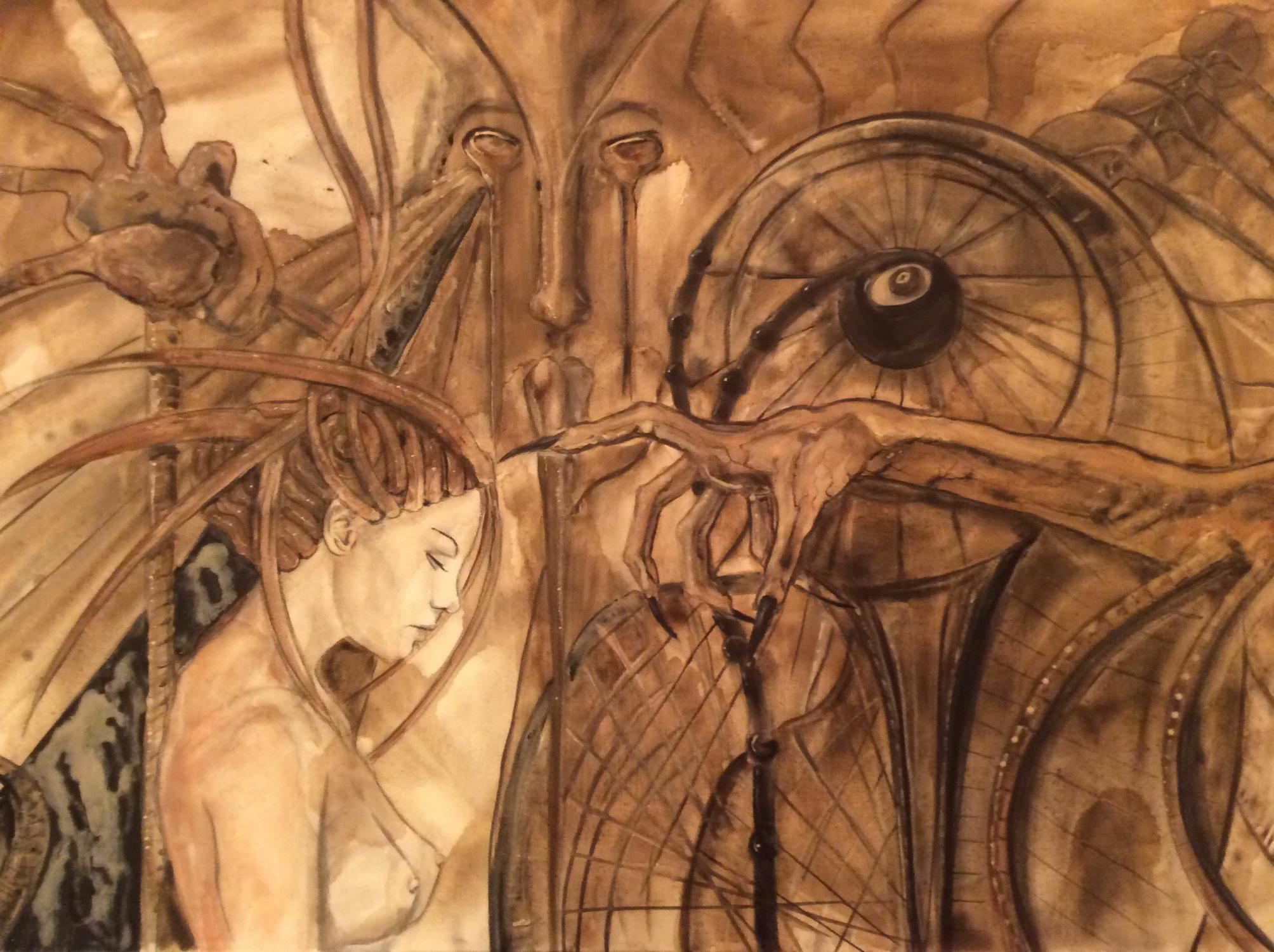 Chosen by Shadow Artwork by Jeremy Neill