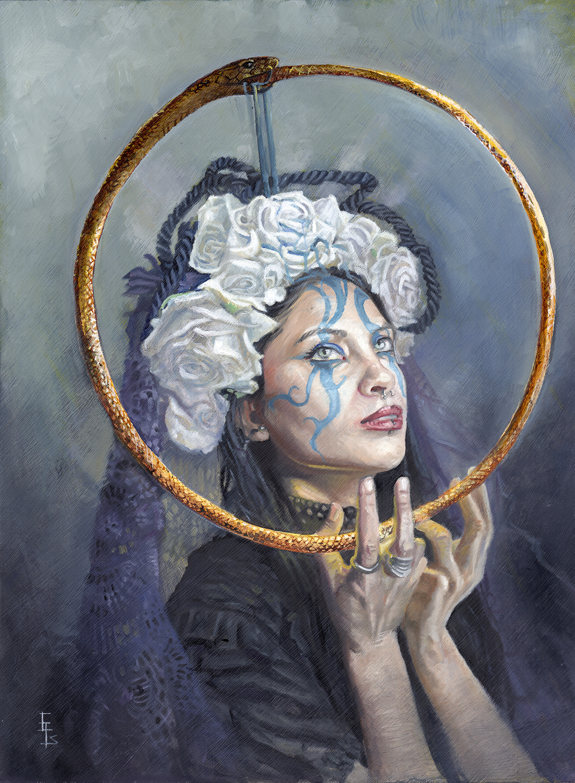Eternal Rebirth Artwork by Eric Spohn