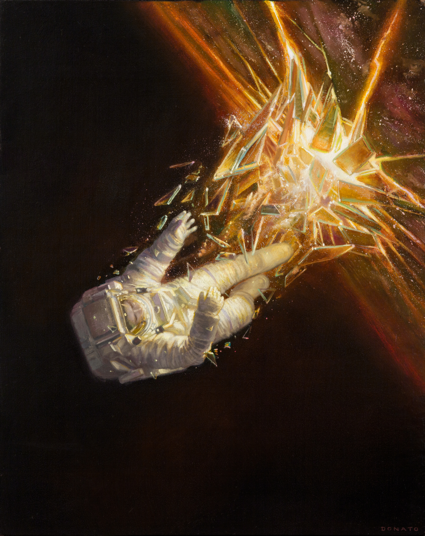 5th Dimension Artwork by Donato Giancola
