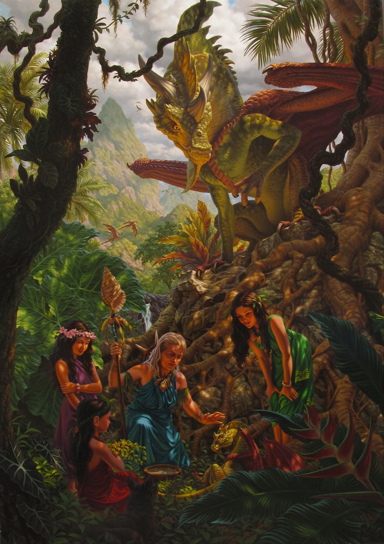 Goldeneye Artwork by raoul vitale