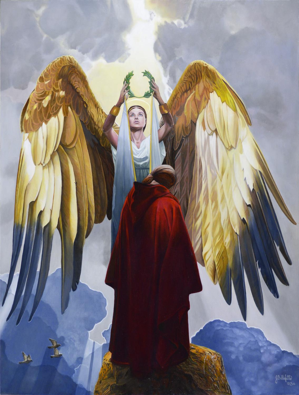The Martyr Artwork by Joseph Bellofatto