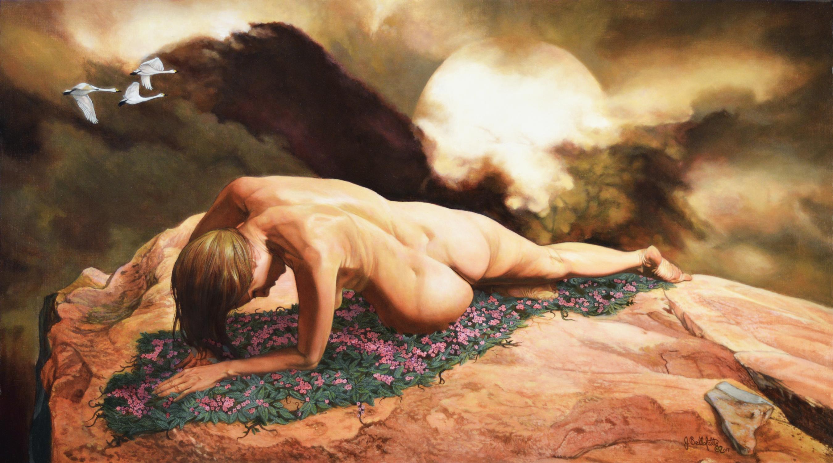 Clytie Artwork by Joseph Bellofatto