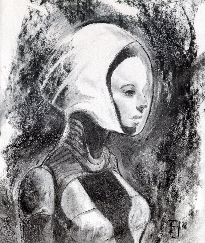 Eliana Artwork by Preston Jackson