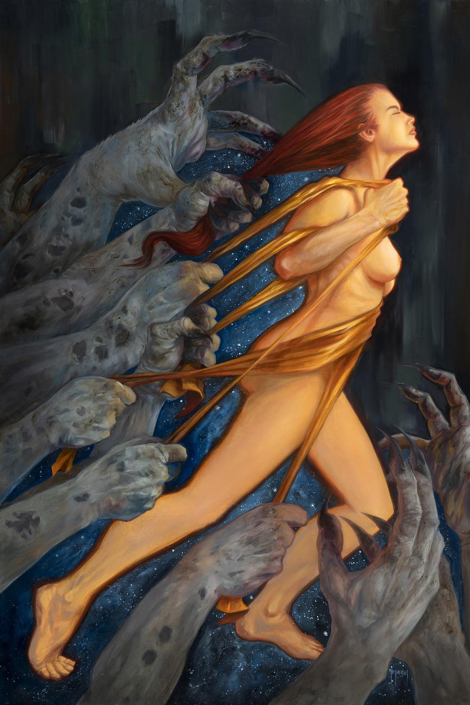 Freya Resists Artwork by Sam Flegal