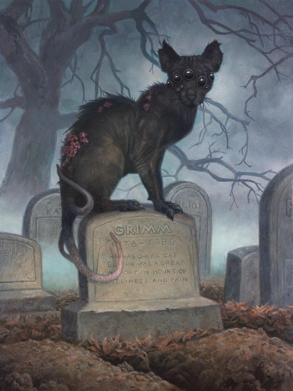 Grimm Artwork by Allen Douglas