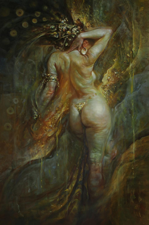 Odyssey Artwork by patrick jones