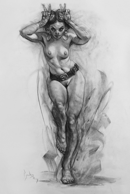 Danse Macabre Artwork by patrick jones
