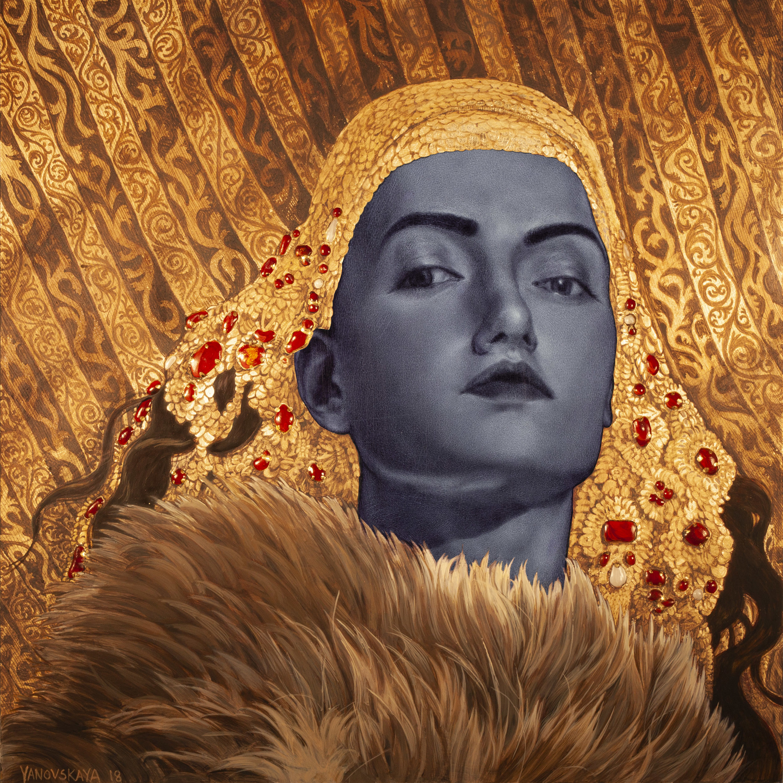 Crownless Artwork by Rebecca Yanovskaya