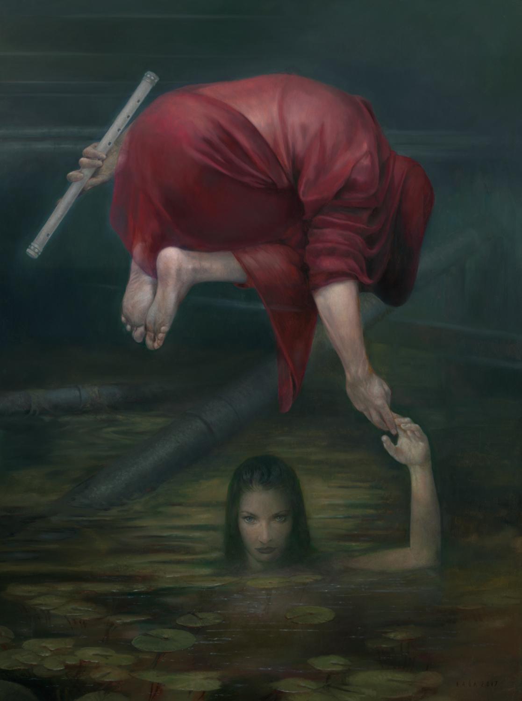 Sechste Melodie Artwork by Volkan Baga