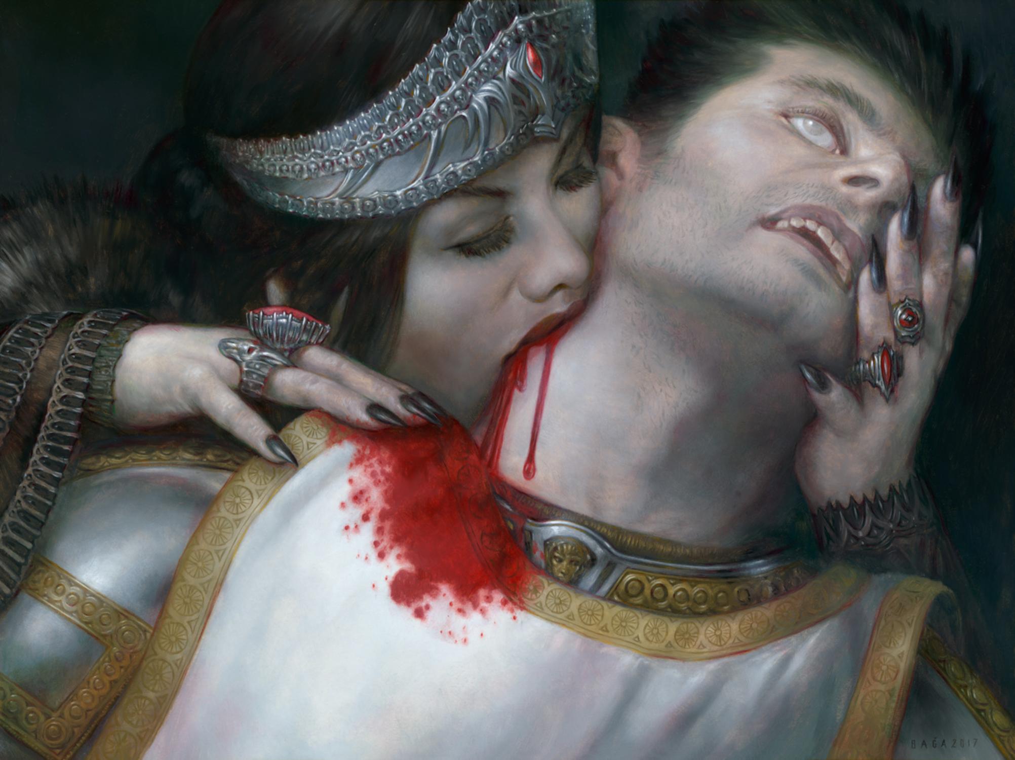 Sovereign's Bite Artwork by Volkan Baga