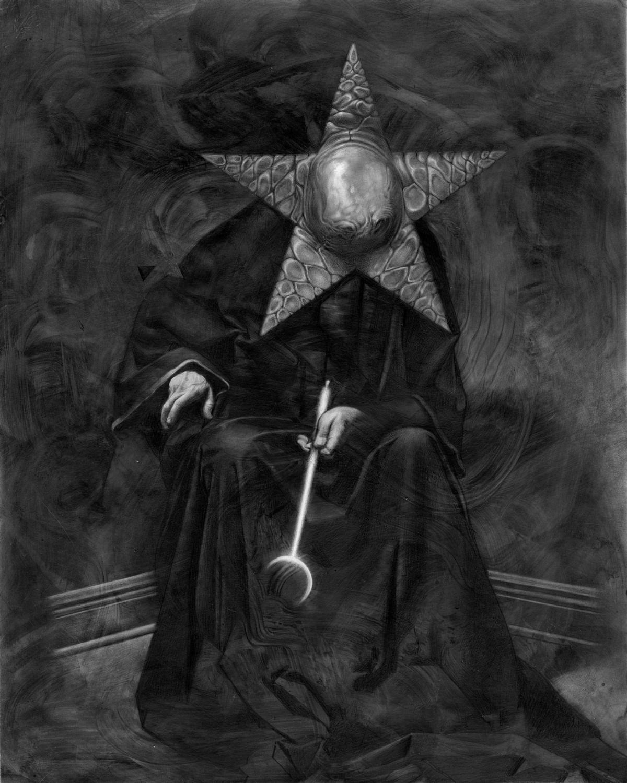 Magus Artwork by Allen Williams