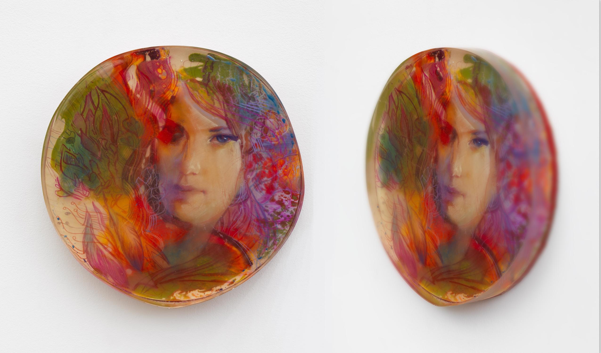 Mallory  Artwork by Marc Scheff