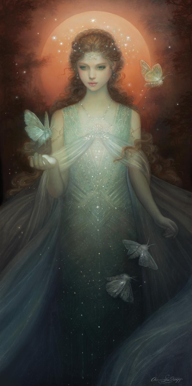 Bloom Artwork by Annie Stegg